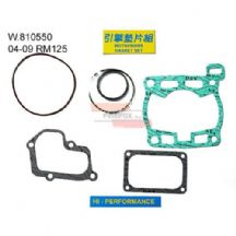 Suzuki RM125 2004 - 2009 Mitaka Top End Gasket Kit